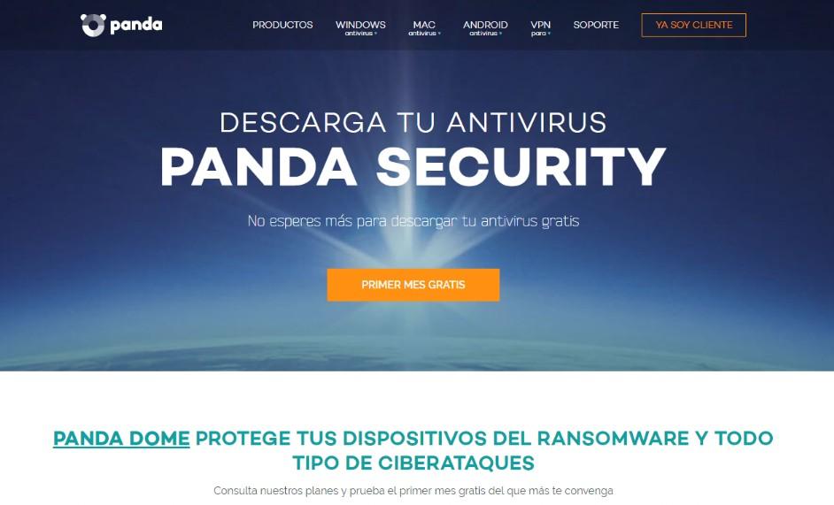 descargar antivirus panda gratis para android